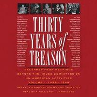 Thirty Years of Treason, Vol. 1 - Opracowanie zbiorowe - audiobook