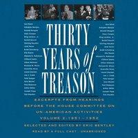 Thirty Years of Treason, Vol. 2 - Opracowanie zbiorowe - audiobook