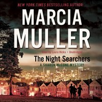 Night Searchers - Marcia Muller - audiobook