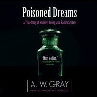 Poisoned Dreams - A. W. Gray - audiobook