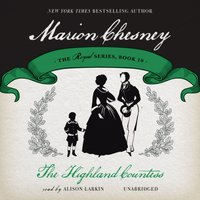 Highland Countess - M. C. Beaton writing as Marion Chesney - audiobook