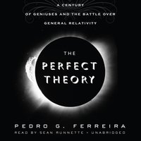 Perfect Theory - Pedro G. Ferreira - audiobook