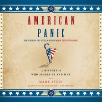 American Panic - Mark Stein - audiobook