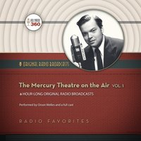 Mercury Theatre on the Air, Vol. 1