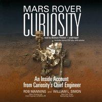 Mars Rover Curiosity - Rob Manning - audiobook