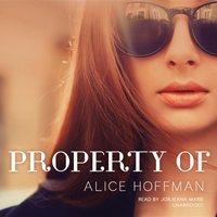 Property Of - Alice Hoffman - audiobook