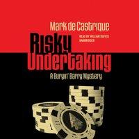 Risky Undertaking - Mark de Castrique - audiobook