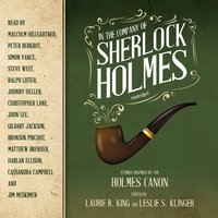 In the Company of Sherlock Holmes - Laurie R. King - audiobook