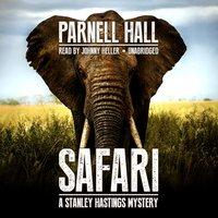 Safari - Parnell Hall - audiobook