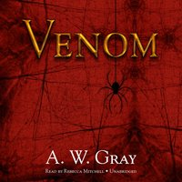 Venom - A. W. Gray - audiobook