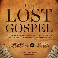 Lost Gospel - Simcha Jacobovici - audiobook