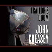 Traitor's Doom - John Creasey - audiobook