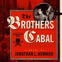 Brothers Cabal - Jonathan L. Howard - audiobook