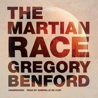 Martian Race - Gregory Benford - audiobook