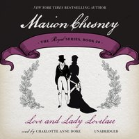 Love and Lady Lovelace - M. C. Beaton writing as Marion Chesney - audiobook