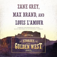 Stories of the Golden West, Book 3 - Jon Tuska - audiobook