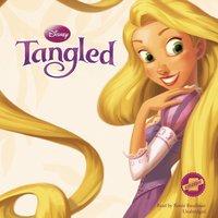 Tangled - Disney Press - audiobook