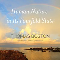 Human Nature in Its Fourfold State - Thomas Boston - audiobook