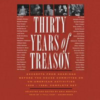 Thirty Years of Treason - various authors - audiobook