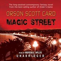 Magic Street - Orson Scott Card - audiobook