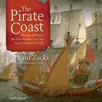 Pirate Coast - Richard Zacks - audiobook