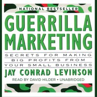 Guerrilla Marketing - Jay Conrad Levinson - audiobook