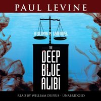 Deep Blue Alibi - Paul Levine - audiobook