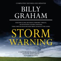 Storm Warning - Billy Graham - audiobook
