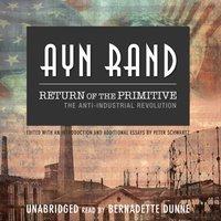 Return of the Primitive - Ayn Rand - audiobook