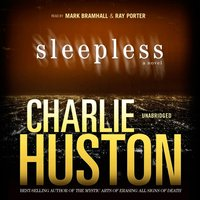 Sleepless - Charlie Huston - audiobook