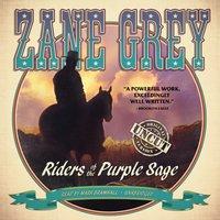 Riders of the Purple Sage - Zane Grey - audiobook