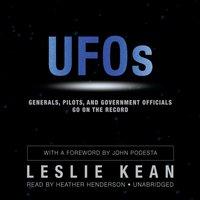UFOs - Leslie Kean - audiobook