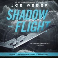 Shadow Flight - Joe Weber - audiobook