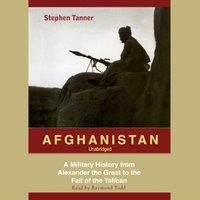 Afghanistan - Stephen Tanner - audiobook
