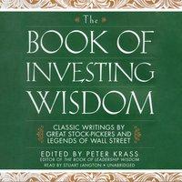 Book of Investing Wisdom - Opracowanie zbiorowe - audiobook