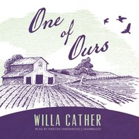 One of Ours - Willa Cather - audiobook