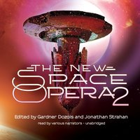 New Space Opera 2 - Gardner Dozois - audiobook