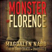 Monster of Florence - Magdalen Nabb - audiobook