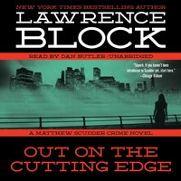 Out on the Cutting Edge - Lawrence Block - audiobook