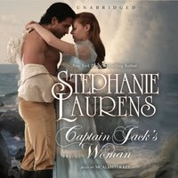 Captain Jack's Woman - Stephanie Laurens - audiobook