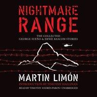 Nightmare Range - Martin Limon - audiobook