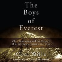 Boys of Everest - Clint Willis - audiobook