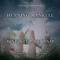 One Step Behind - Henning Mankell - audiobook