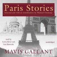 Paris Stories - Mavis Gallant - audiobook