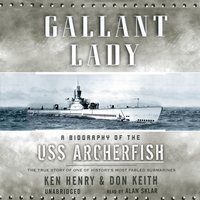 Gallant Lady - Ken Henry - audiobook