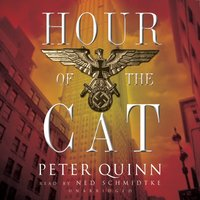 Hour of the Cat - Peter Quinn - audiobook