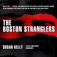 Boston Stranglers - Susan Kelly - audiobook