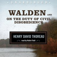 Walden and On the Duty of Civil Disobedience - Henry David Thoreau - audiobook