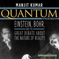Quantum - Manjit Kumar - audiobook