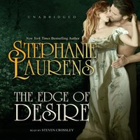 Edge of Desire - Stephanie Laurens - audiobook